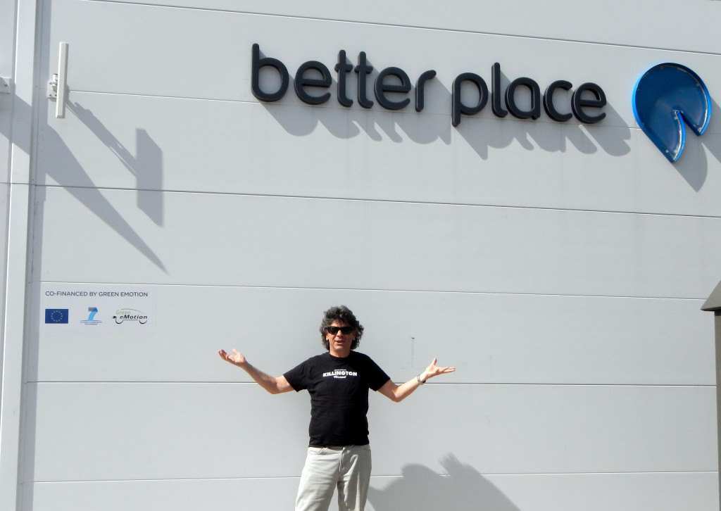 Bill at Better Place