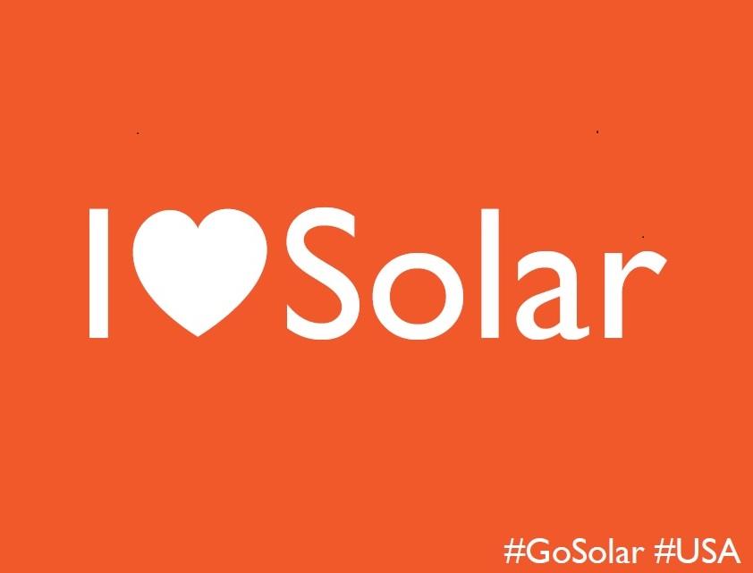 l love solar