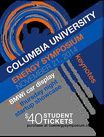 CU energy symposium 2014