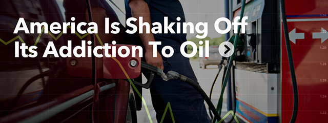 us losing oil addiction